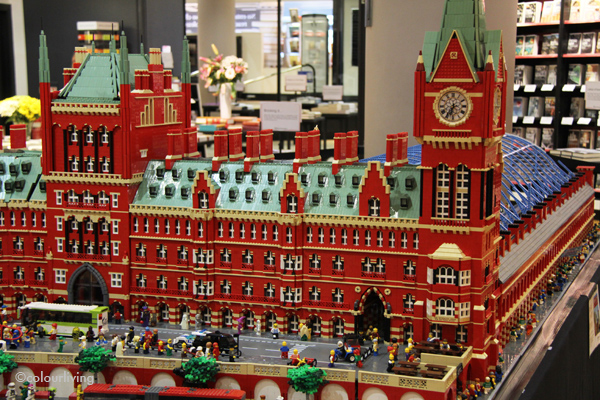 Lego for Adults - Brick City - colourlivingblog