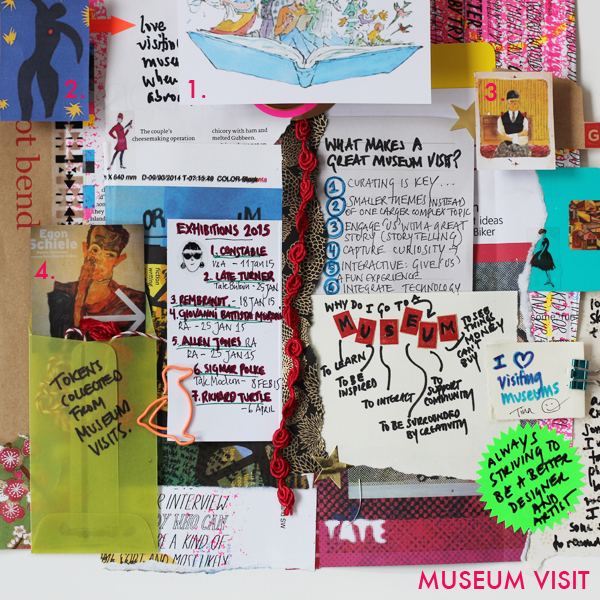 Vive-La-Difference---Tina Bernstein - museum visit