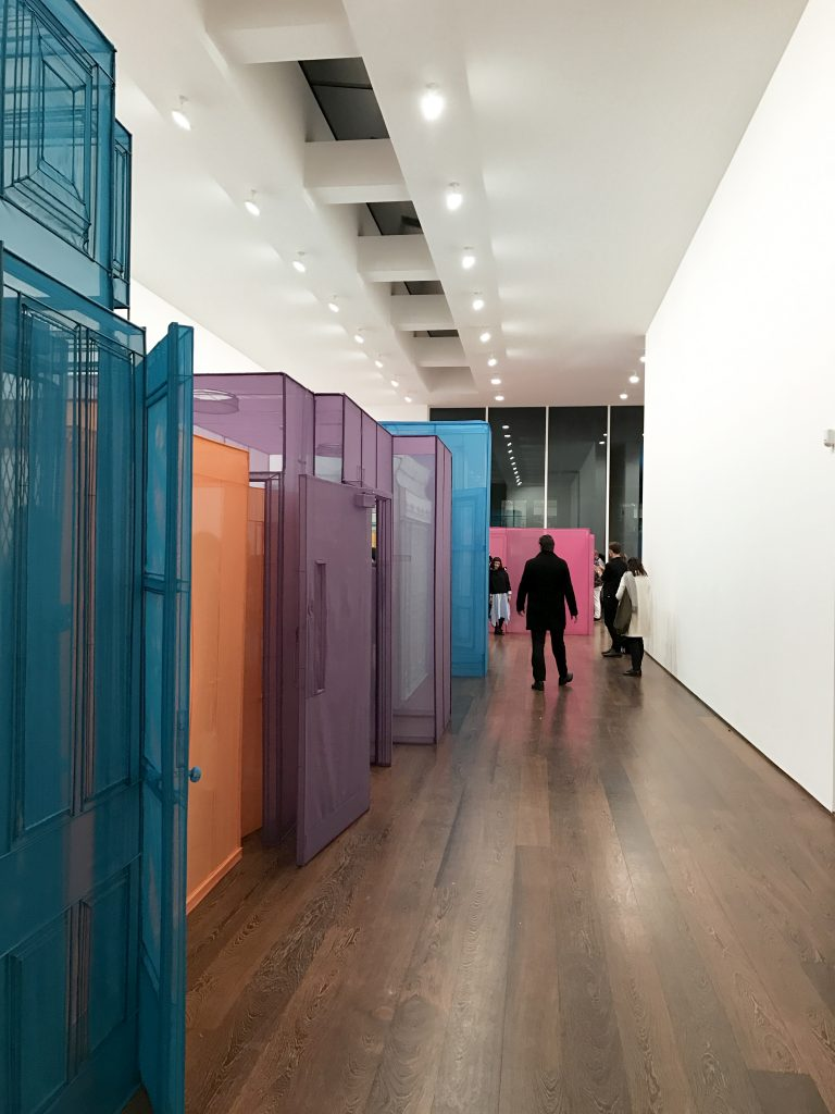 Colourliving//Do Ho Suh at the Victoria Miro Gallery